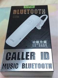藍芽無線充電耳機連mic