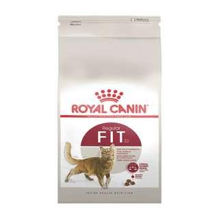 SOLD OUT - Royal Canin Regular Fit 32 2kg
