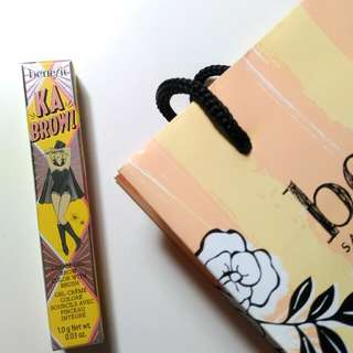 REPRICE Benefit ka-brow shade 3
