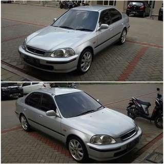 Mobil HONDA CIVIC FERIO MATIC MULUS MOBIL sedan matic mobil dijual jakarta timur Pemilik Langsung