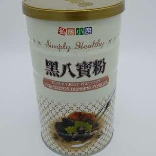 **現貨** 台灣直送 -  黑八寶粉 600g 罐裝