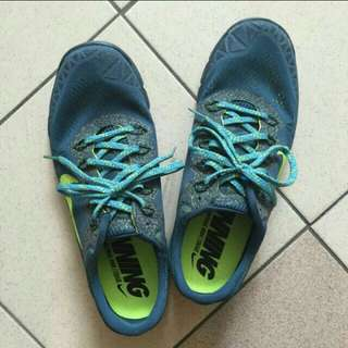 Nike trail shoes kasut