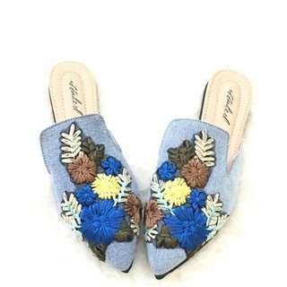 Ittaherl Almaha Ciel Blue Size 38