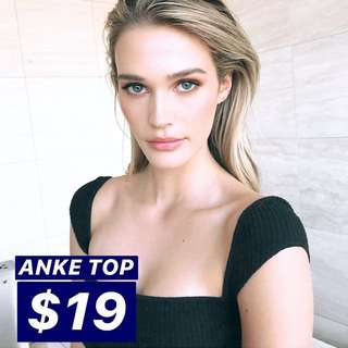 INSTOCKS Anke Statement Top