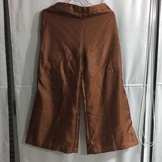 Longpants brown