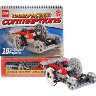 (代購) Lego: Crazy Action Contraptions