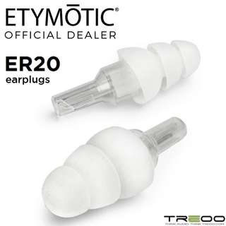 Etymotic Research ER20 High-Fidelity Protection Earplugs