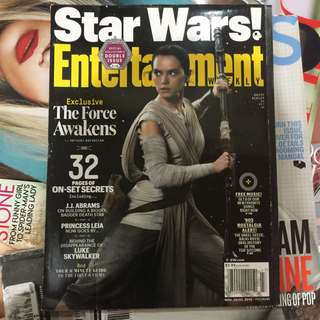 STAR WARS Entertainment Weekly