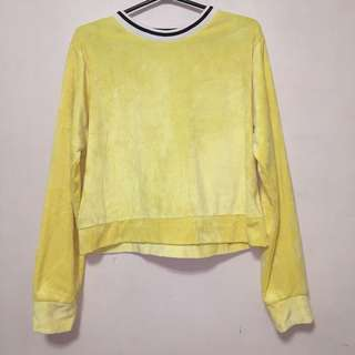 SALE : Yellow Pullover