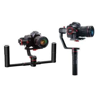 Feiyu a2000 Dual Handle Kit Alpha series 3-Axis Handheld Stabilizer for Mirrorless and DSLR Cameras