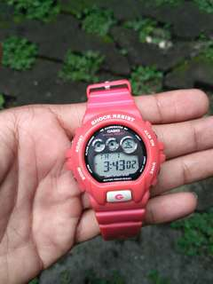 Gshock Mini GZX690 Original