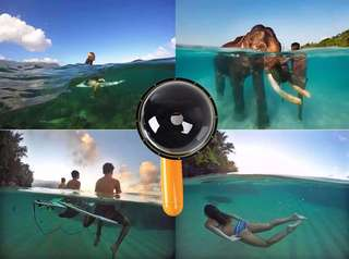 Dome for GoPro Hero 3/4