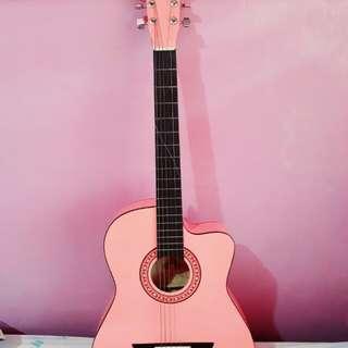 Extreme Guitar (Pink)