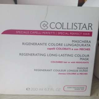 Collistar cream for coloured hair