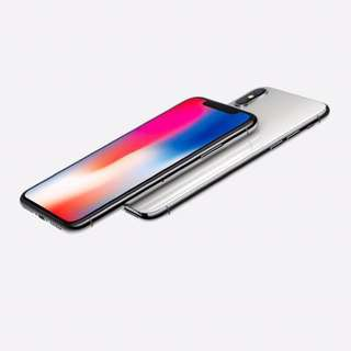 IphoneX 256gb (公司上台優惠)