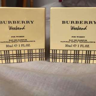 Burberry Weekend 30ml