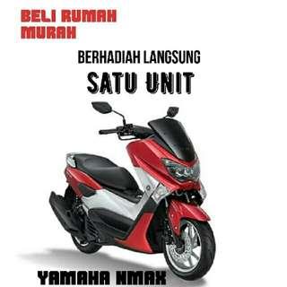 RUMAH DIJual Berhadiah Umrah / Motor