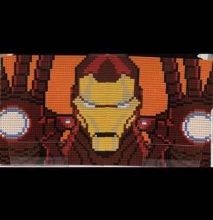 全新 48 x 48 LEGO® Iron Man Mosaic 馬賽克 限量版 limited edition #marvel avengers #復仇者聯盟