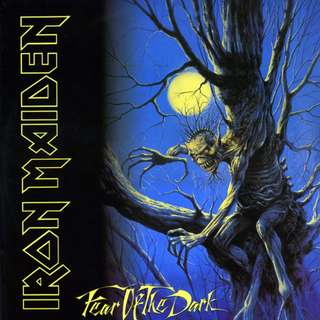 Iron Maiden – Fear Of The Dark Enhanced CD
