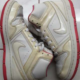 Nike Wmns Air Prestige III High White Spark