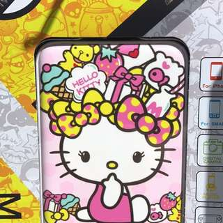 Hello kitty 充電器12000mAh
