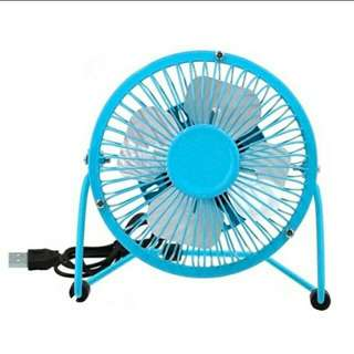 Portable Mini Desktop Cooling Electric Fan