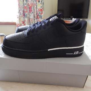 Nike Air Force 1 mens shoes, size 13 US, brand new in box
