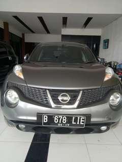 Nissan Juke 1.5 4x2 RX AT