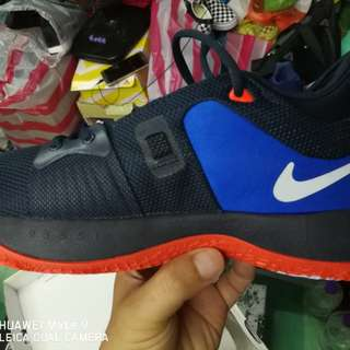 Nike Paul George 1 Blue/Black