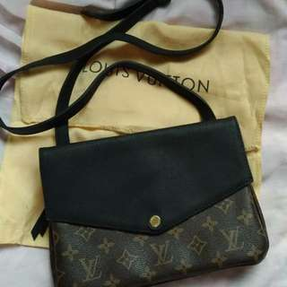 Louis Vuitton Twice Bag