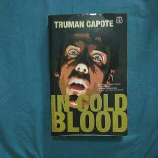 In Cold Blood - Truman Capote (Indonesia)