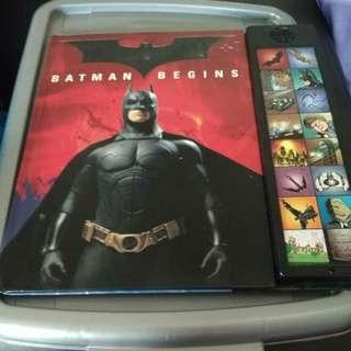 Children sound book batman