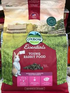 Oxbow Essentials Young Rabbit Food 10 lbs (4,5kg)