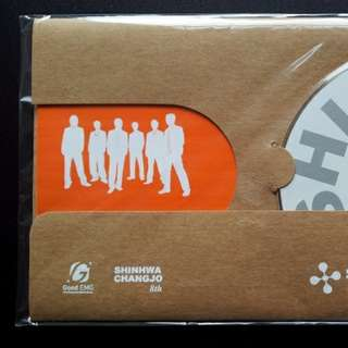 神話 Shinhwa Forest Birthday Party Special VCD