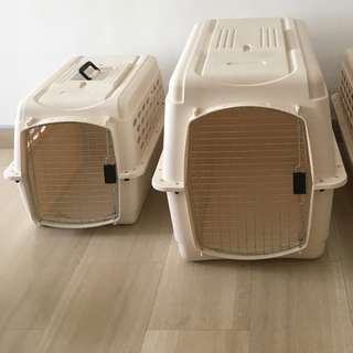 Petmate Pet Kennel for air transport