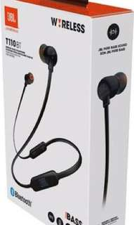 JBL BLUETOOTH EARPHONE (BLK)