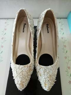 Preloved wedding shoes