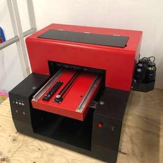 A3 UV 平板打印機 (uv printer)