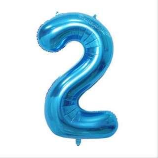 """Helium balloons 40"""""""