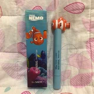 The Saem x Finding Nemo Eco Soul motion lipstick