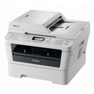Brother All-in-one Laser Printer Mfc-7360