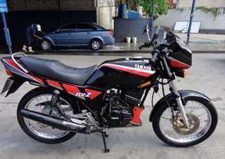 RXZ CONVERT 5 speed Items ORIMOTO