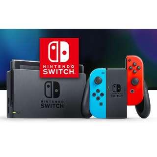 『高雄樂3C』Nintendo Switch 日規平行輸入 / 台灣公司貨 憑學生證/上班族/軍公教免卡分期0元帶走 另售PS4 PRO SLIM / XBOX ONE X S