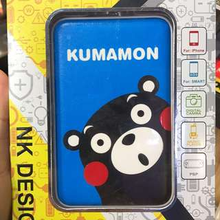 Kumamon熊本熊充電器12000mAh