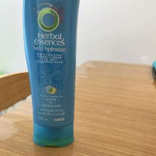 Herbal essence conditioner