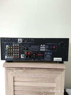 Pioneer AV 5.1 receiver