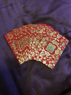 Xi Red Packets / Ang Paos