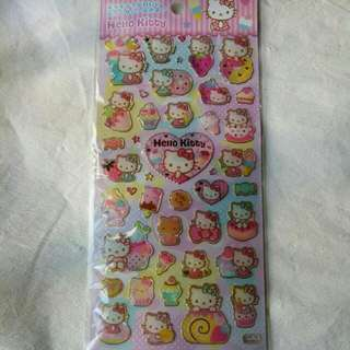 Brand new HELLO KITTY STICKERS