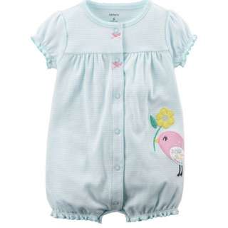 Carter's romper (bird)
