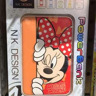迪士尼米妮充電器12000mAh